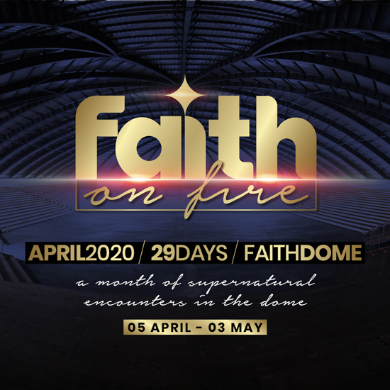 Faith on Fire 2020